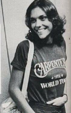 Image result for karen carpenter 1975