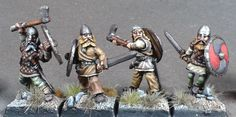 Realms of Chaos: Viking warband, SAGA !