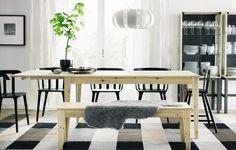Contraste nas cores - Ikea