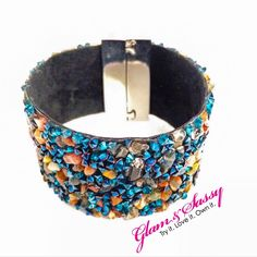 """""""Your style is present with you everywhere you go, so own it."""" - Glam & Sassy CEO Gina  Fruity Pebbles bracelet $24.00 1 in stock  To purchase: https://glamandsassy.com/product/fruity-pebbles-bracelet/  #ShowYourSparkle ✨ #GlamAndSassy"""