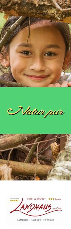 Natururlaub mit Kindern auf 140.000 qm im Bayerischen Wald: Spielplätze, Sportplätze, Freibad, Waldspielplatz, Spielscheune und Western-Reitstall mit Reithalle