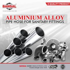 Bansal Group: Magnesium is the primary constituent in this alloy. AA is moderate strength, non-heat treatable alloy that combines its Strength with excellent Formability & Corrosion Resistance. Aluminium's unique combination of properties make it a highly versatile material when alloyed with various metals. Besides light weight characteristics and corrosion resistance property it's excellent workability make it a natural choice for industrial use. AA wires are used in many #products by the… Low Carbon, High Carbon Steel, Stainless Steel Wire, Wire Mesh, Steel Properties, Galvanized Steel, Raw Materials, Aluminium Alloy, Strength