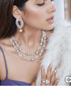 Necklaces – Page 2 – Modern Jewelry Real Diamond Earrings, Pearl And Diamond Necklace, Diamond Bracelets, Diamond Jewelry, Diamond Pendant, Bangle Bracelets, Necklaces, Rose Jewelry, Jewelry Sets