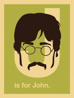 helvetiface:    J is for John