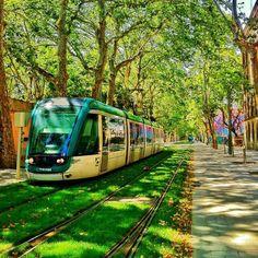 green road barcelona