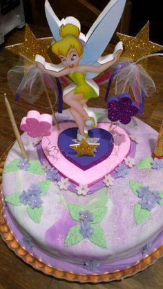 Torta Tinker Bell