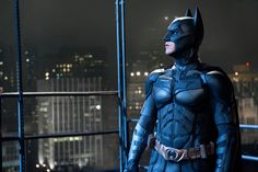 The Dark Knight Rises is a spectacular and thrilling conclusion to Christopher Nolan's Batman trilogy. With Christian Bale portraying the brooding, conflicted Batman again -- probably for the last time -- this trilogy is now the best of its kind. Batman The Dark Knight, The Dark Knight Trilogy, The Dark Knight Rises, Batman Dark, Batman Vs Superman, Batman Film, Batman Rises, Batman Arkham, Christopher Nolan