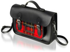 "Oh man, want this real bad 14"" Black with Tartan 