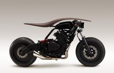 Horse-Inspired √ Root Motorcycle by Yamaha