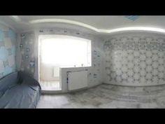 Zugraveala decorativa geometrica cu vedere 360, zugravit cu forme geomet...
