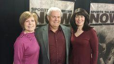 With Debbie Bonhomme, Colleen Johnston & daughters Tessa & Rebecca