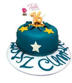 Torta Estrellas - Cake by Tata Postres y Tortas
