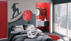Chambre ado gar on 16ans tapisserie meuble page 1 chambre ado gar on - Tapisserie chambre garcon ...