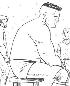 How To Draw A 50 Page Comic In One Month