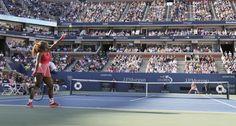 Serena Williams serves against Victoria Azarenka, of Belarus, during the women's singles final of the 2013 U.S. Open tennis tournament, Sunday, Sept. 8, 2013, in New York.