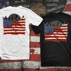 Baddass Eye Catching T-shirt Design by chocoboracer