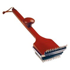 Grill Daddy Wooden Brush - GD32911S