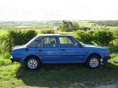 1986 Skoda 120 LSE