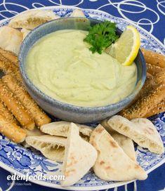 White Bean Hummus #EdenFoods