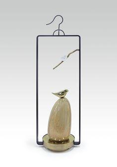 ceramic sculpture deco branch bird transparent acrylic metal screen luxury zen style floriculture tea ceremony 装饰 陶瓷 书法 摆件 屏风 鸟 透明 金属 亚克力 奢华 禅意空间 花艺 茶道