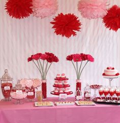 Valentines Day party ~ look at all these super cute ideas!