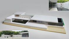 LEGO Architecture - The Barcelona Pavilion