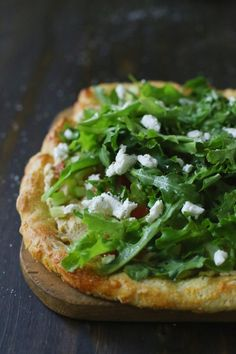 Grilled Pizza Salads   #ArtOfCheese
