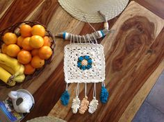 Granny Dreamcatcher by Unique2who on Etsy