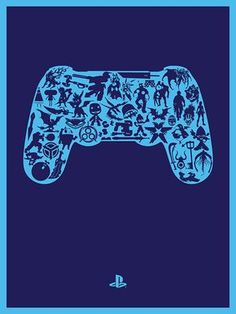 The Greats of Gaming Poster Set - Created by Noah Shantz You can find more of…