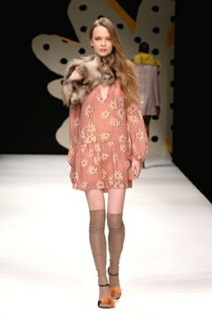Kristina Ti - Collections Fall Winter 2014-15 - Shows - Vogue.it