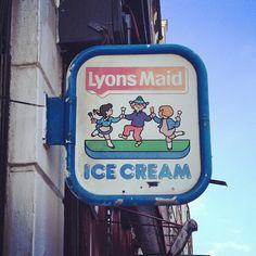 Lyons Maid Ice Cream