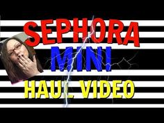 Check out the new video on my channel! 💄💋💄 MINI SEPHORA HAUL💄💋💄 https://youtube.com/watch?v=eq6YON2Uw88