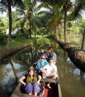 Munroe Island Kollam Ashtamudi Lake Kerala India , Canoe backwater Tours Through the Backwaters and canals of Munroe Island. Duck Farming, Kerala Backwaters, Kerala Tourism, Kerala India, Best Model, Canoe, Boat, Tours, Island