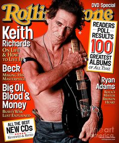 Rolling Stone, Estados Unidos, outubro de 2002.