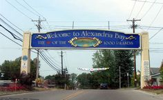 Alexandria Bay New York - one of my favorite vacation spots