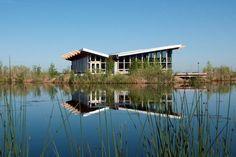 Wetland Discovery Point - Utah Botanical Center of Utah State University - ajc architects