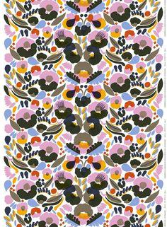 Hattarakukka -paksu puuvilla