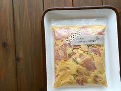 作り置きの新常識下味冷凍で時短とおいしさと節約を