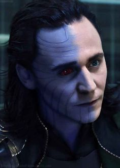 You can hug his Jotun form in summertime to keep cool | Reasons Why Loki Is The God Of Your Dreams