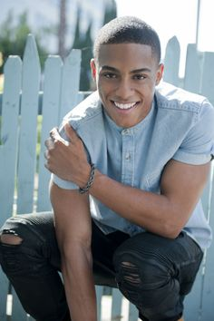 Keith Powers, FTWD