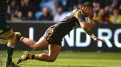 Premiership: Wasps 36-24 Leicester