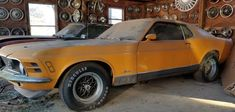 25 Years of Hiding: 1970 Ford Mustang 428 SCJ