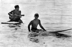 Read More About surf vintage pic. Retro Surf, Vintage Surf, Vintage Heart, Malibu Surf, Surfer Boys, California Dreamin', Surf Art, Surf Style, Surfs Up