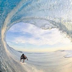 """( ・・・ """"It's so hard pulling off this style of shot, so many things have to come together. I always enjoy finally coming close to taking a shot I've always wanted to nail. This is at Cloudbreak. Surf Mar, Water Photography, Windsurfing, Big Waves, Surf Style, Maui Hawaii, Beach Trip, Beautiful Places, Instagram Posts"""
