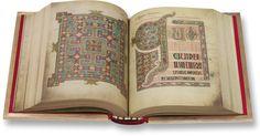 Lindisfarne Gospels - Faksimile Verlag, München