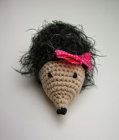 MyUpperPenthouse: Frk. Smilla - et pindsvin'Heidi Hedgehog' er desig...
