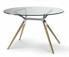 Natural Metropolis round table - SCAB Design
