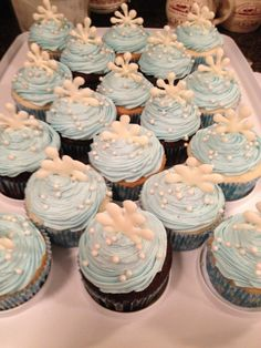 winter+wonderland+cupcakes | winter wonderland cupcakes