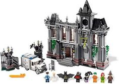 Lego dc #comics super heroes batman arkham asylum #breakout #(10937) - brand new,  View more on the LINK: 	http://www.zeppy.io/product/gb/2/171625359450/