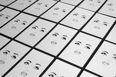 Unique Makeup Artist Business Cards - Masha Mashutina 2